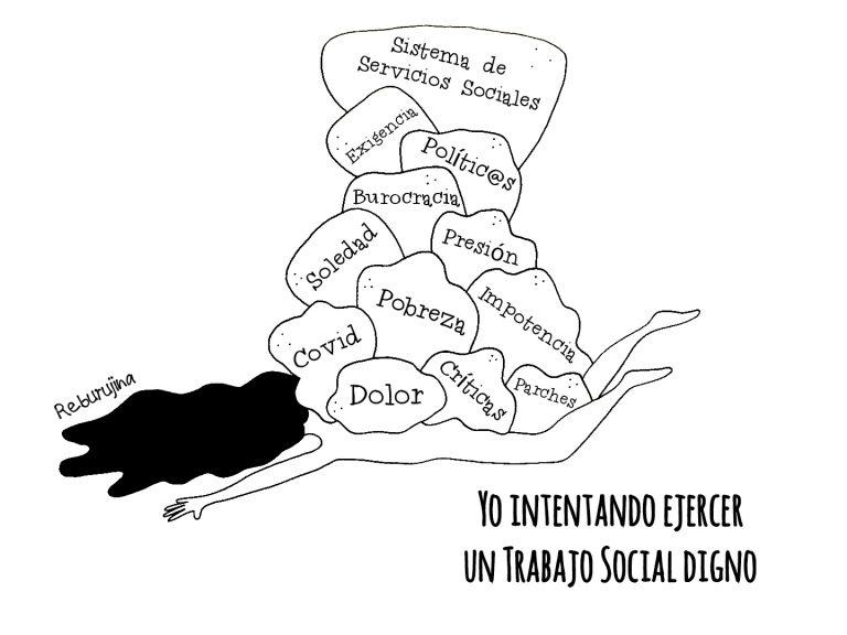 Trabajadora Social:  Reflexiones y emociones.