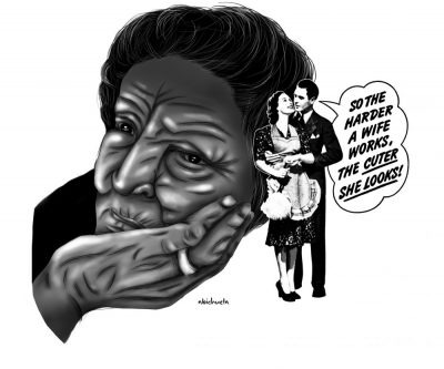 Ellas, las obedientes y sumisas. Violencia después de los 65.